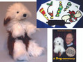 Dog Arm Puppet Package Deal with DVD and Christmas Routine