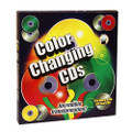 Color Changing CD's by DiFatta Magic