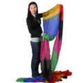 Giant Silk Fountain Streamer - 15 in. wide by 49 ft. long