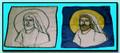 Jesus Transposition Silks