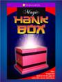 Wood Hank Box Magic Trick Prop