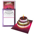3D Birthday Card Surprise Magic Trick