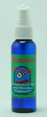Natural Options Aromatherapy Monster Mist Room Spray for Kids