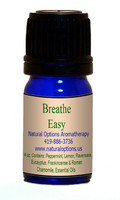 Natural Options Aromatherapy Day Time Blend
