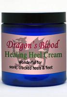 Natural Options Aromatherapy Dragon's Blood Healing Heel Cream