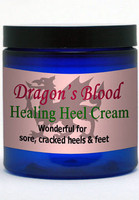 Natural Options Aromatherapy Dragon's Blood Healing Heel Cream
