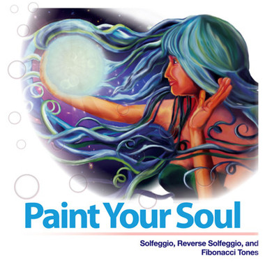Paint Your Soul will fill your home, your head, and your heart with ethereal and soothing original scores entirely written and performed by Jill Mattson. The collection features angelic vocals and uses sound healing techniques drawn from Ancient Mystery Schools to take you deep into layers within yourself for renewal and uplifting, energizing your mind and heart.This CD uses the sacred geometry of the Fibonacci series to create a profoundly healing effect.  The Fibonacci series is a pattern found in the geometries of solar systems, plants and seashells, the human body, and in some of the world's most loved art and architecture. On this CD, Jill has used tuning forks to produce pure Fibonacci tones and convert this spiral-shaped sacred geometric pattern into musical form. According to ancient traditions, these sounds carve a pathway into the listener's consciousness, elevating the spirit and creating brain wave patterns that can expand consciousness.