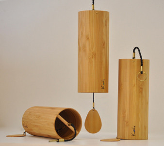 Imported Koshi chimes from France