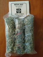 Sacred Sage Bundles (3 pack)