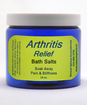 Arthritis Relief Bath Salt