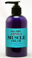 Natural Options Aromatherapy Arnica Muscle Cream