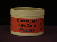Restless leg & Night Cramp Relief
