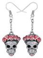 DD2975 - Day of the Dead Frida Earrings Set