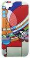 YTC1766 - I-Phone 5/5S Case; Frank Lloyd Wright March Balloons