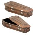 """YTC7063 - 2"""" Vampire Coffin Trinket Box"""