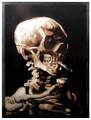 YTC8504 - Van Gogh - Skeleton with Cigarette