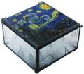 "YTC8508 - 2.25"" Van Gogh - 2.25"" Starry Night Box"