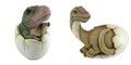 RETIREDQM2727.JPG - Dinosaur Hatchling Set #1
