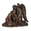 """PT10499 - 6.5"""" Garden of Gethsemane; Bronze-finish"""
