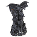 "PT10527 - 8"" Dragon Backflow Incense Tower"