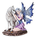 "PT10544 - 6.75"" Fairy with Wolf"