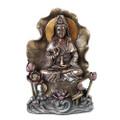 """PT10600 - 6.75"""" Lotus Kuan Yin"""