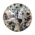 """PT10751 - 13.25"""" diameter Chameleon Clock"""