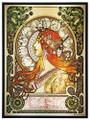 YTC8561 - Alphonse Mucha - Zodiac