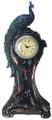 YTC8602 - Peacock Clock