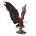 "PT11045 - 17.25"" Natural-finish Eagle"