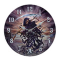"PT11089 - 13.25"" Tithe To Hell Clock, Alchemy Gothic"