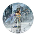 "PT11091 - 13.25"" Bride of the Moon Clock, Alchemy Gothic"