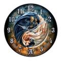 """PT11094 - 13.25"""" Versus Doctrinus Clock, Alchemy Gothic"""