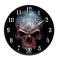 "PT11095 - 13.25"" Birth of a Demon Clock, Alchemy Gothic"