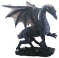 YTC8643 - Medium Black Midnight Dragon #10