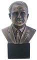 YTC8622 - Bronze-finished Nixon Bust