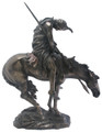 YTC8653 - Native American End of Trail (Bronze-finished)