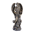 "PT11192 - 4.875""Archangel Gabriel; Bronze-finished"