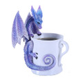 """PT11238 - 4.5"""" Whatcha Drinking Cup Dragon - 4.5"""" Amy Brown"""