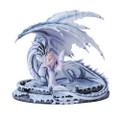 "PT11242 - 13.25"" Fairy with White Dragon"