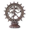 "PT11261 - 15.75"" Shiva Nataraja; Bronze-finished"