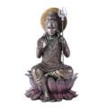 "PT11269 - 8"" Shiva; Bronze-finished"