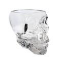 """PT11356 - 3.75"""" Skull Glass"""