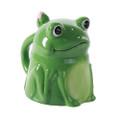 "PT11568 - 4.75"" Ceramic Frog Mug"