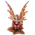 """PT11390 - 5.75"""" Autumn Leaf Fairy"""