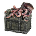 "PT11646 - 5.275"" Pirate's Treasure Chest w/Octopus"