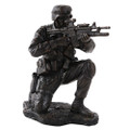 "PT11662 - 5.5"" Soldier in Combat (Kneeling)"