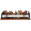 """PT11489 - 3.75"""" The Last Supper in Color"""
