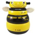 "PT11723 - 1"" 1"" Bee Happy Measuring Cup Set"