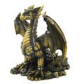 """PT12369 - 6.375"""" Steampunk Dragon"""